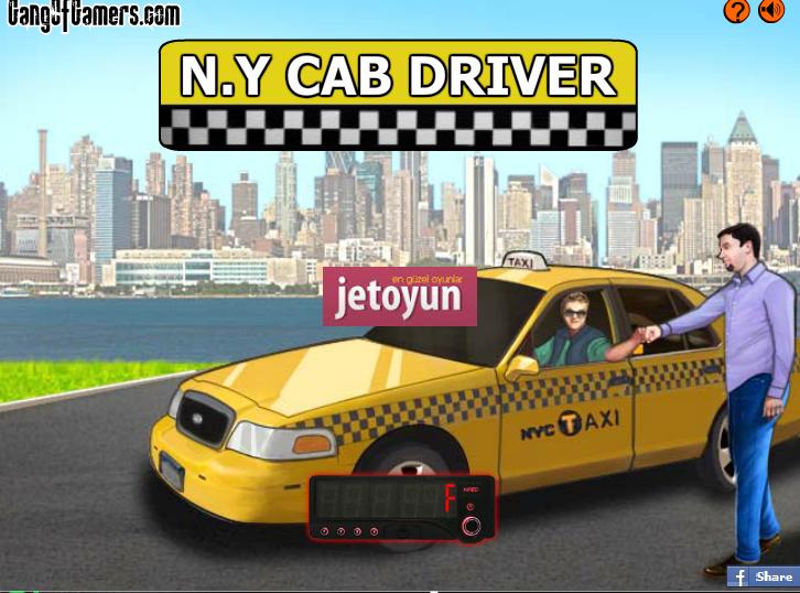 taksi oyunları oyna 1
