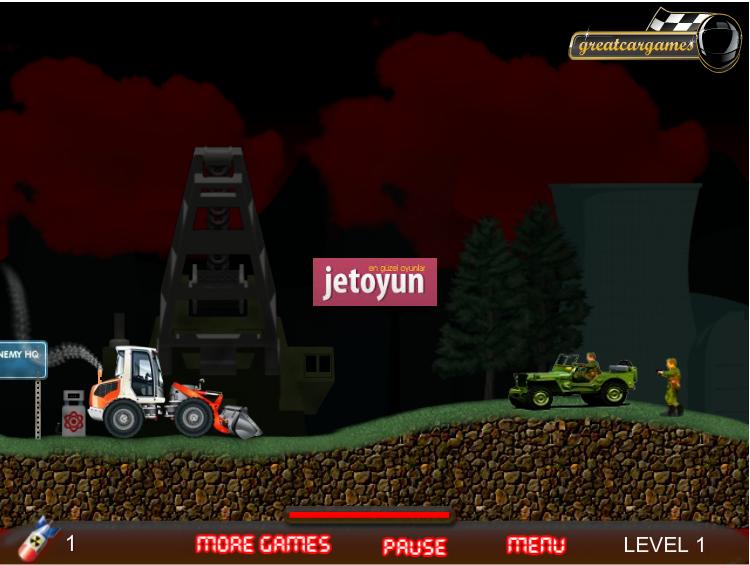 Ölüm vadisi yarışı oyunu oyna - araba oyunları
