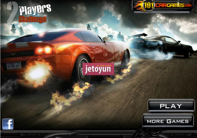 2 kişilik yarış oyunu oyna - araba oyunları