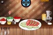 Salatalık İle Domates