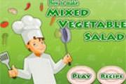 Sebze Salatası 3