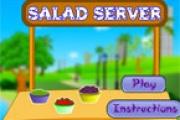 Salata Sunucusu