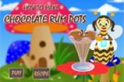 Çikolata Hazırlama 2