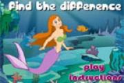 Deniz Kızı Farkı Bulma