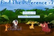 Hayvanlar 7 Farkı Bulma