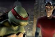 Ninja Kaplumbağalar Bulmaca