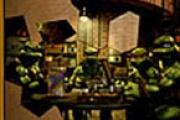 Ninja Kaplumbağalar Puzzle