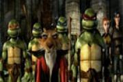 Ninja Kaplumbağalar Puzzle 2