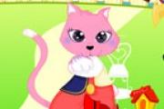 Kedi Giyindirme 3