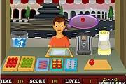 Müşteriye Yemek Servisi Hazırlama
