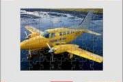 Uçak Taksi Yapboz