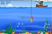 Denizde Balık Tutma