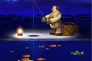 Kutup Ayısı Balık Tutma