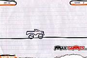 Araba Yarış Çizgisi