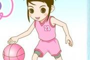 Basketbolcu Kız
