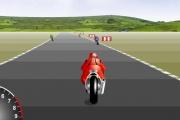 Zorlu Motor Yarışı