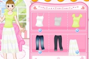 Genç Kız Giydirme 1