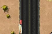 Kırmızı Yarış Arabam