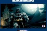 Batman Boyama