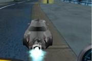 Batman Arabası Yarışta