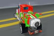 3D Roket Kamyonu