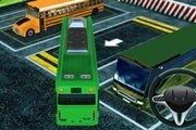 3D Otobüs Park Et