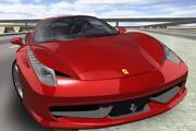 3D Ferrari Sürme