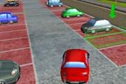 3D Araç Park Etme