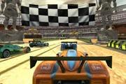 3D Kum Yarışı
