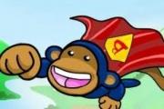 Balon Patlatan Maymun