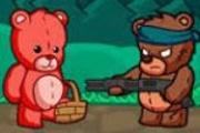 Ayı Teddy Piknikte Savaşıyor