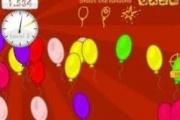 11 Saniyede Balonları Patlatma