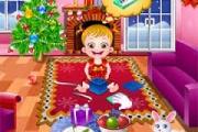 Hazel Bebeğin Yılbaşı Kutlaması