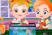 Hazel Bebeğin Balığı