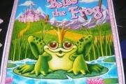 Kurbağayı Öp