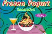 Frozen Yoğurt Yapımı