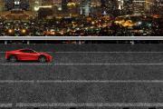 Kırmızı Araba Yarışı