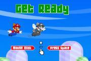 Flappy Mario ve Luigi