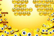 Smiley Balon Patlatma