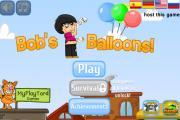 Bob'un Balonlarını Patlat