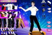 Michael Jackson Giydirme Oyunu