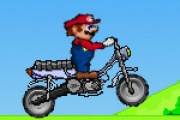 Super Mario Motor Yarışı