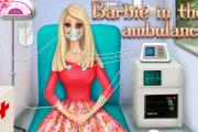 Barbie Ambulansta