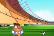 Pou Futbol Oynuyor