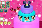 Mickey Mause Pastası Yapma