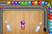 Bowling Topu Patlatma