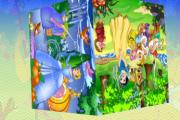 3D Prenses Puzzle