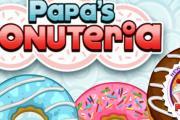 Papa'nın Donut Dükkanı