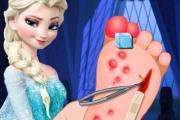 Elsa Ayak Ameliyatı