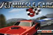 V8 Süper Araba Yarışı